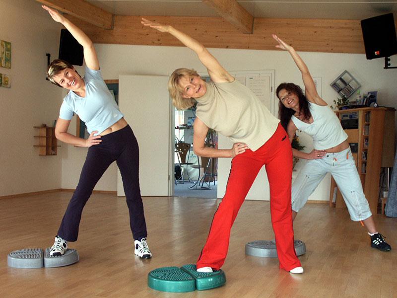 fitness gymnastik